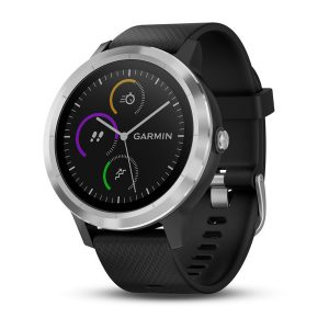 garmin vivoactive 3 black steel