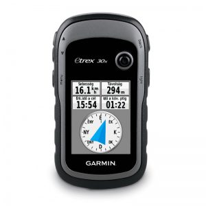 Garmin eTrex 30x Eastern Europe