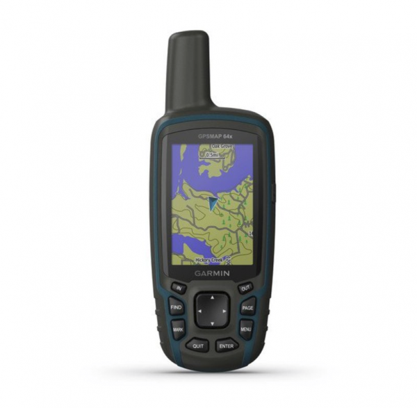 gpsmap 64x front